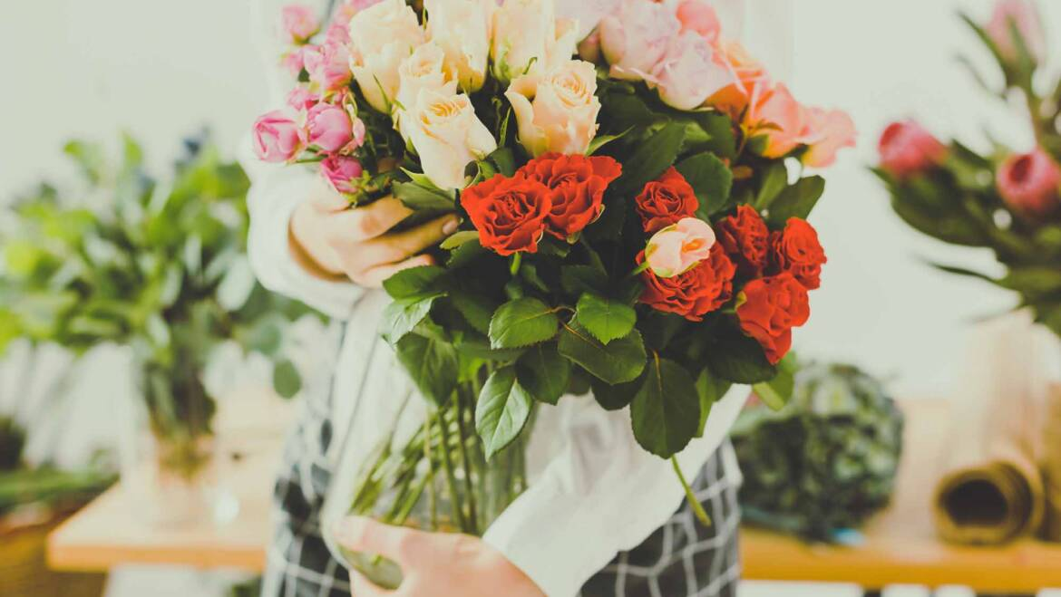 How Did the Tradition of Giving Flowers Become What It Is Today?